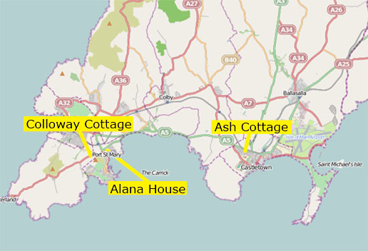 cottage locations